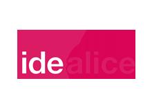 logo idealice couleur