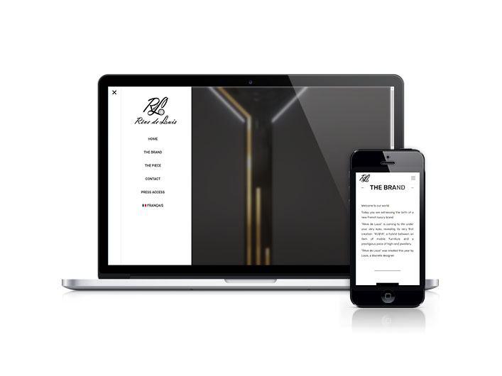 Miniature site internet revedelouis