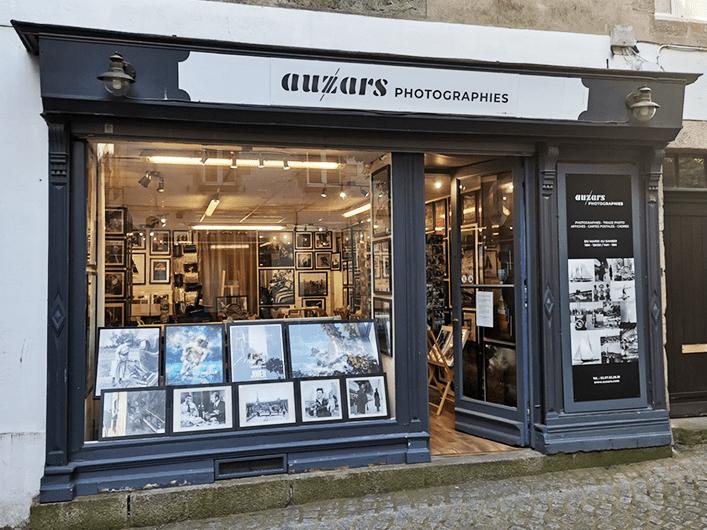 Photo enseigne boutique Auzars à Vannes